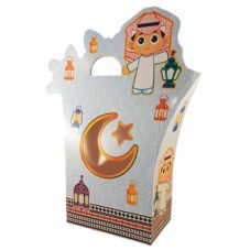 Party Boxes, Cups & Plates for Children's & Islamic Gift Bag Kids Gift Box EID